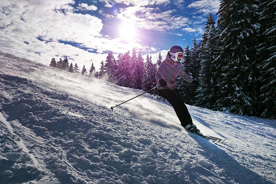 Travelbirdin kilpailussa voi voittaa talvimatkan Itävaltaan.