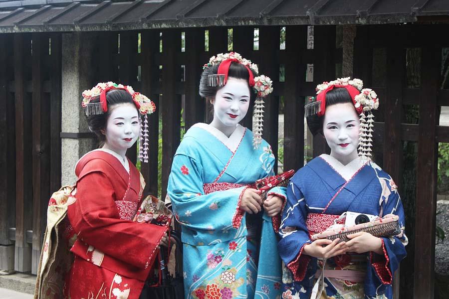 japani-geishat