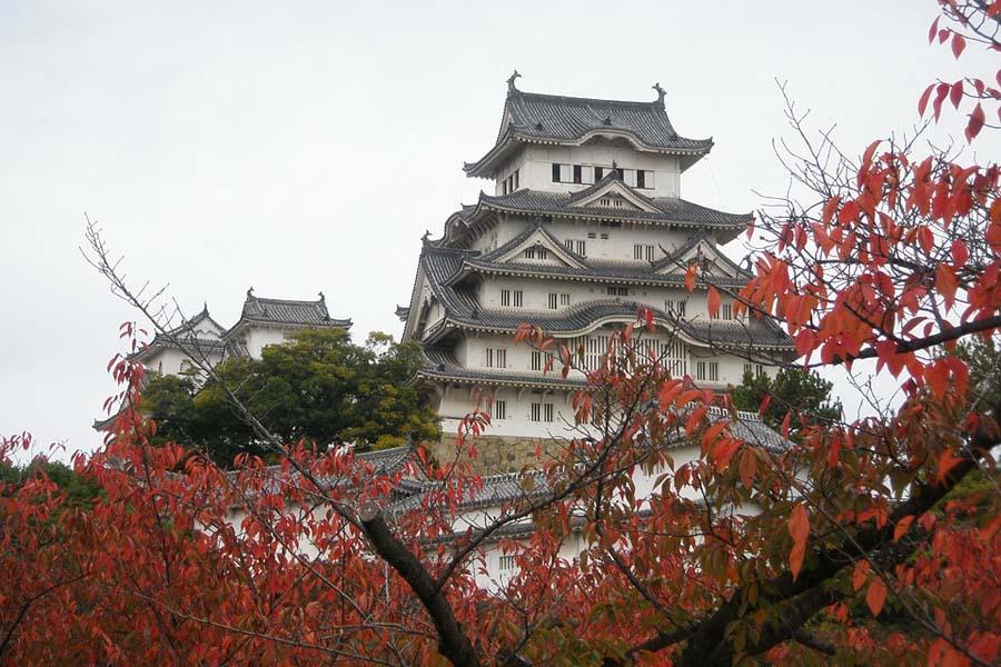 japani-himeji-linna