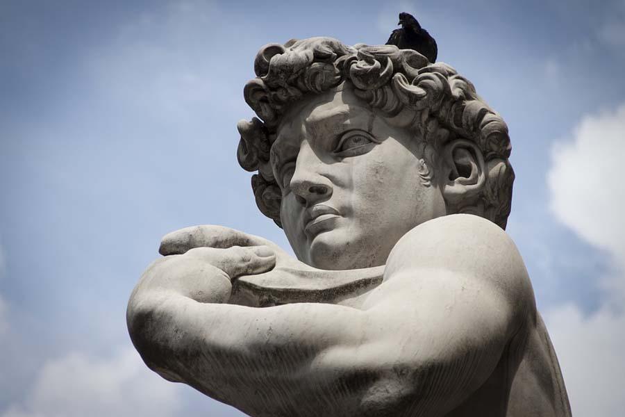 italia firenze david
