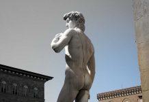 italia firenze david patsas