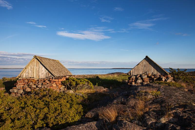 Sälskärin majakkasaaren maisemia. Kuva: Tiina Tahvanainen / Visit Åland