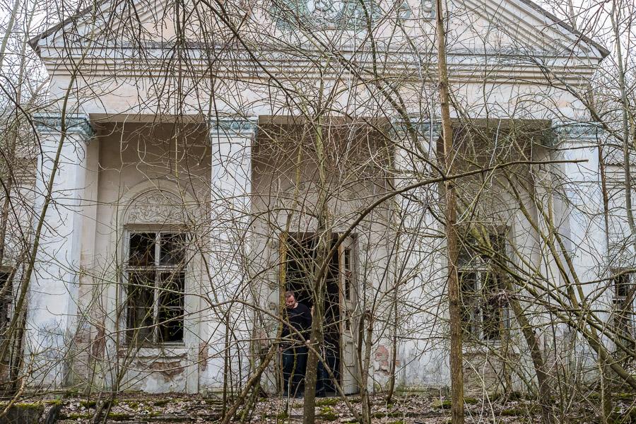 Luonto on ottanut vallan Tshernobylissä.