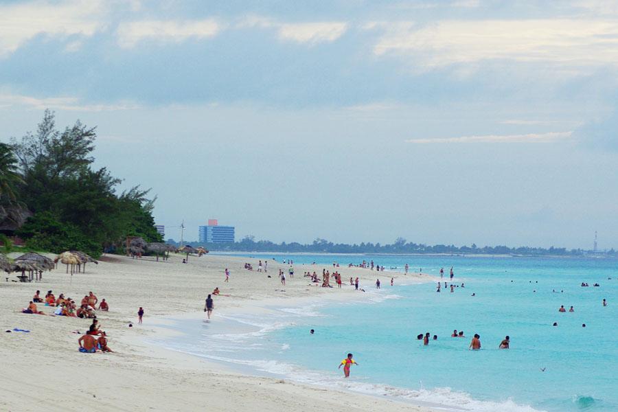 Varaderossa riittää valkoista hiekkarantaa ja turkoosia merta. Kuva: Kuva: Iker Merodio, Flickr CC