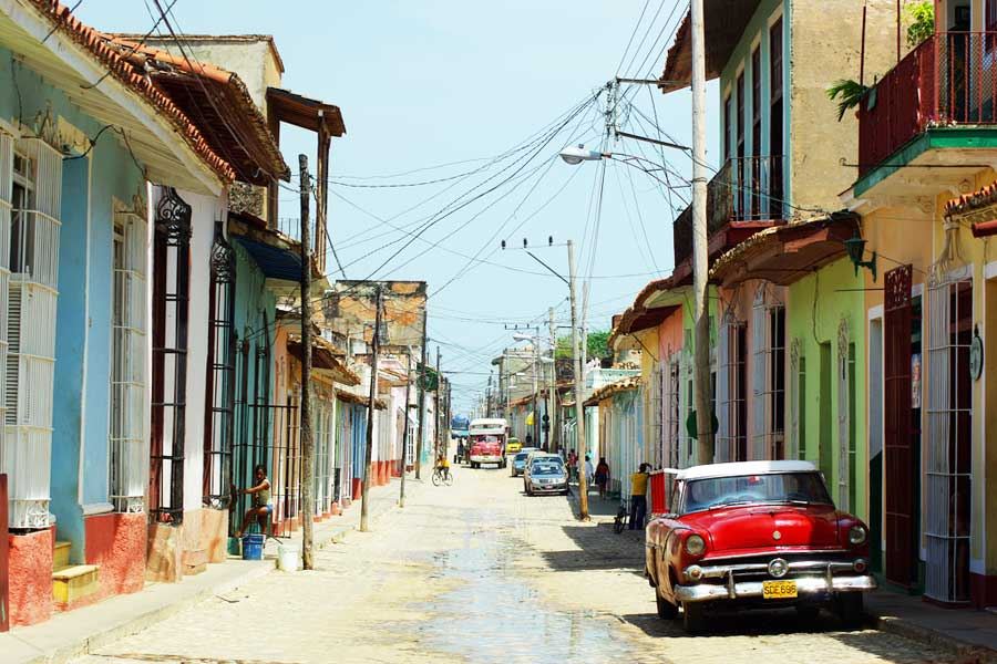 Trinidad on Kuuban upeimpia paikkoja: aikamatka sekä Kuuban menneisyyteen että tulevaisuuteen.