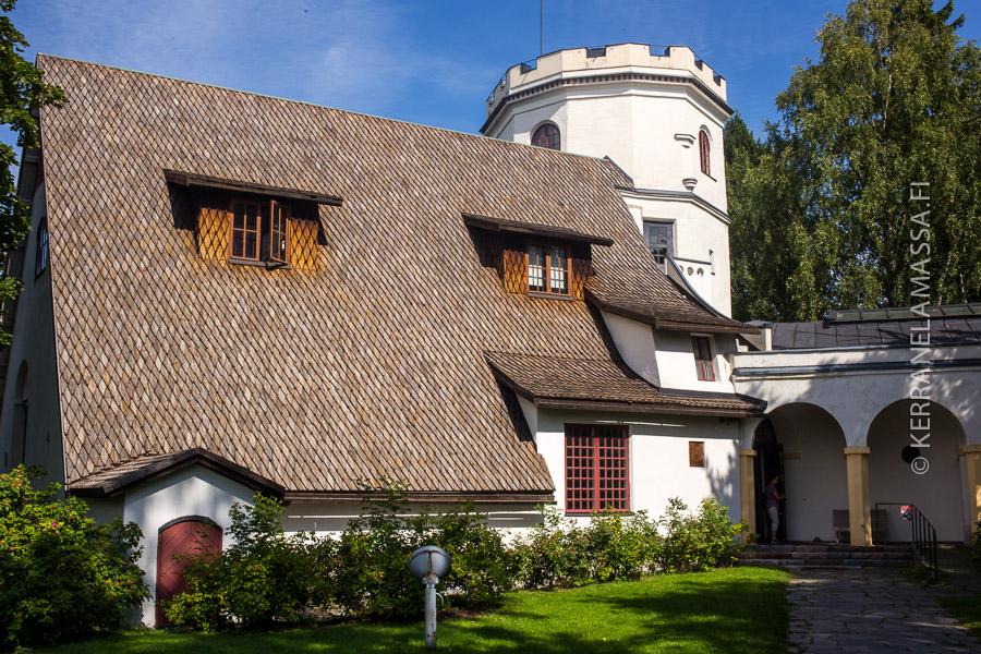 Gallen-Kallelan museo Tarvaspää.