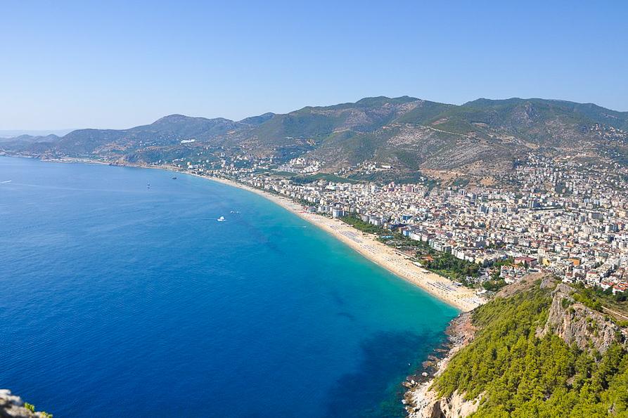 Turkki parhaat rannat