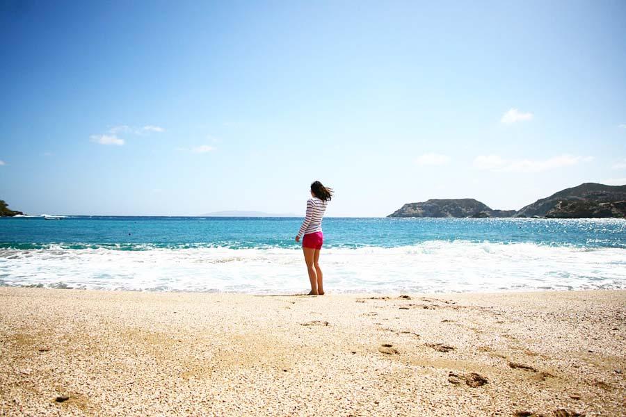 Kreetalle kutsuvat kauniit rannat ja rento elämä.