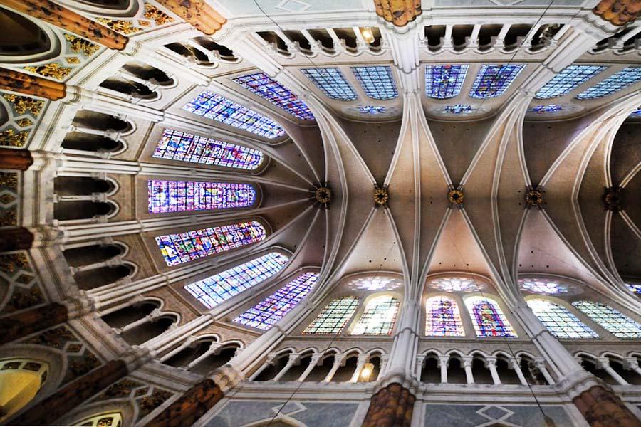Chartresin katedraali