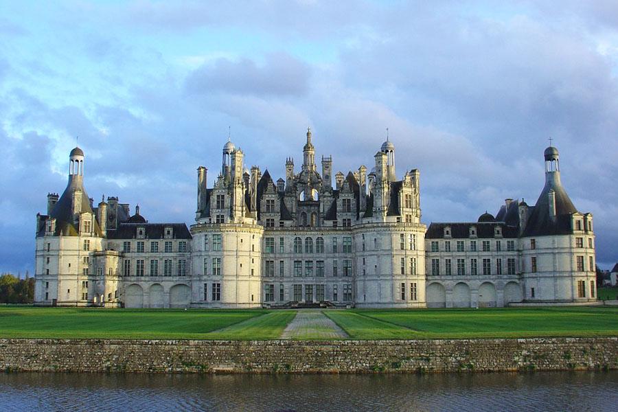 Loire Chateau Cambord