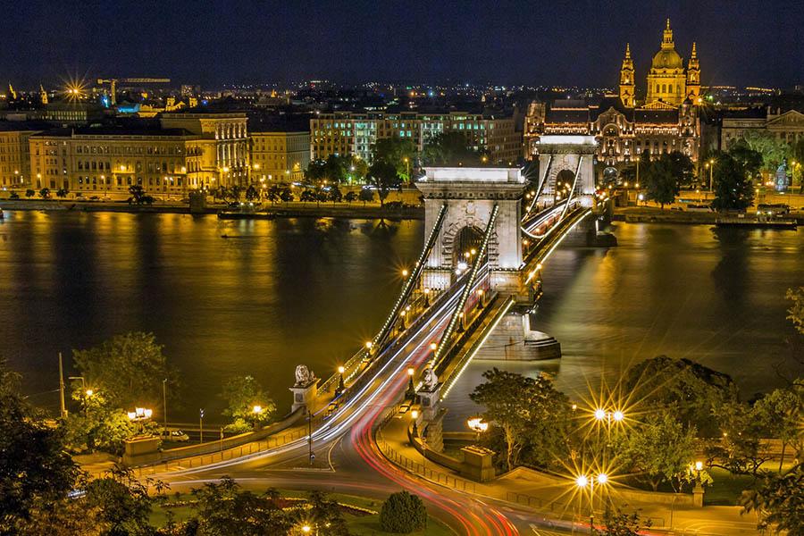 Budapest nahtavyydet