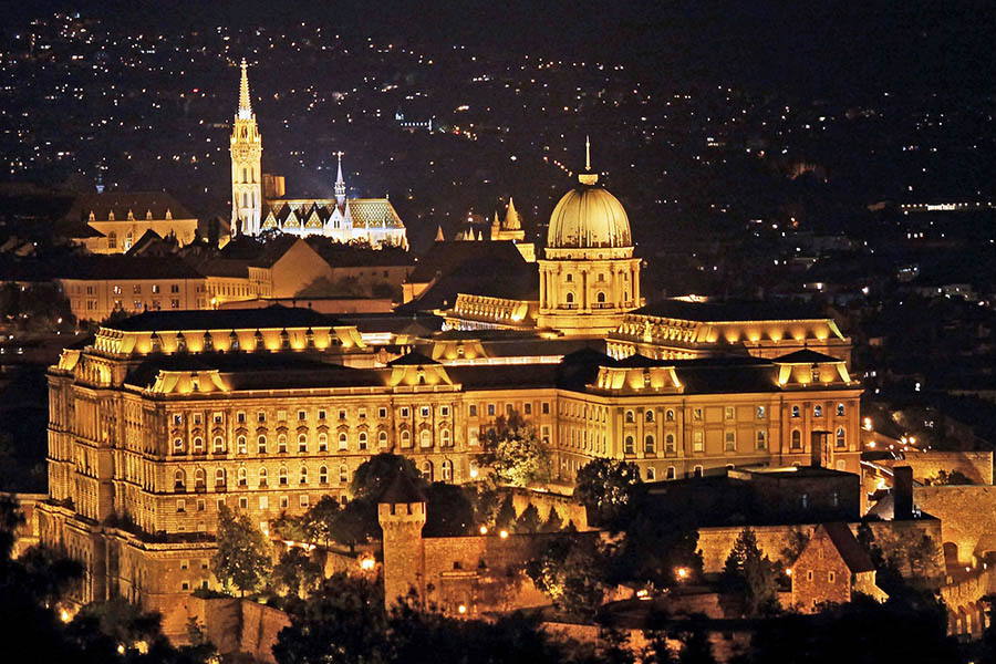 Budapest Linnavuori