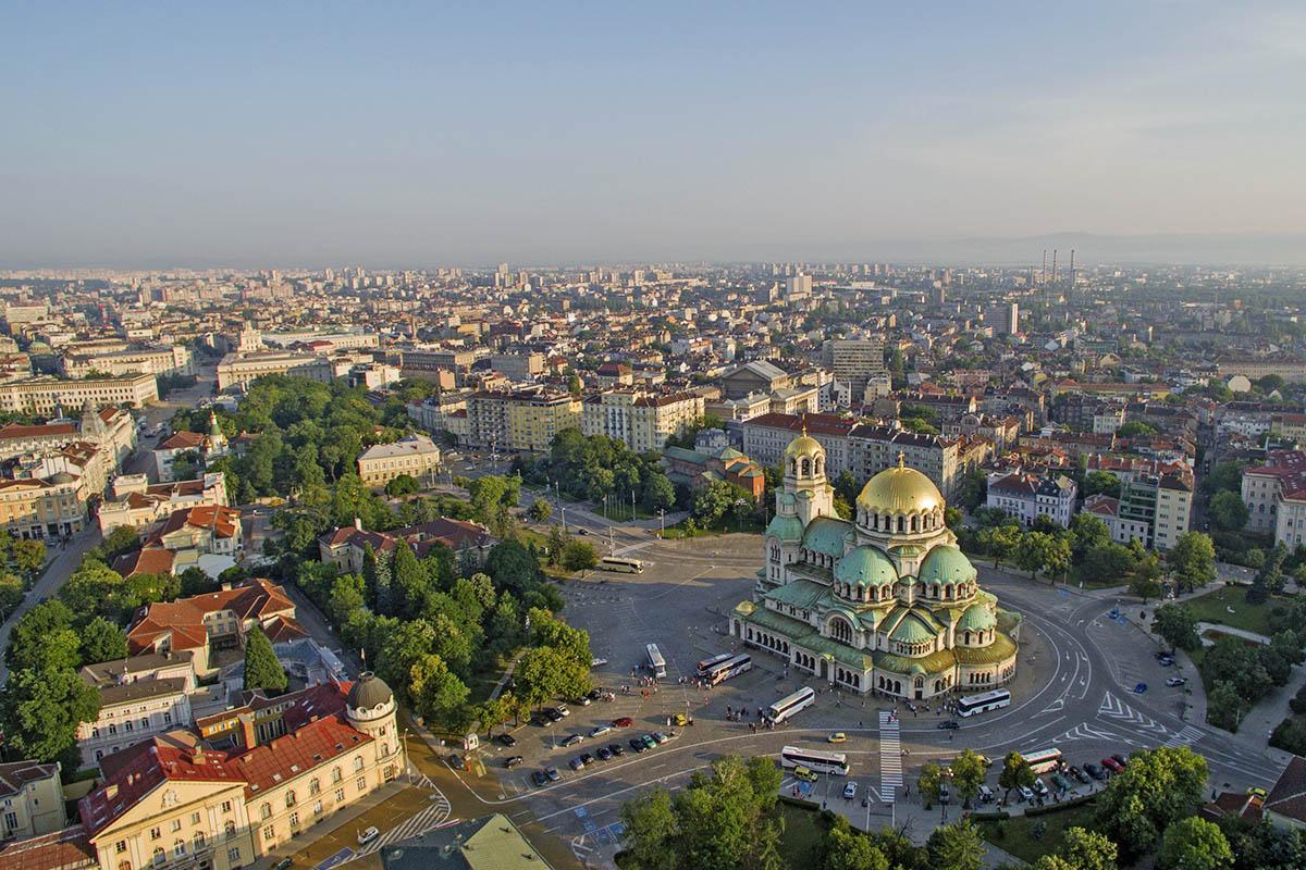 Bulgaria Sofia katedraali