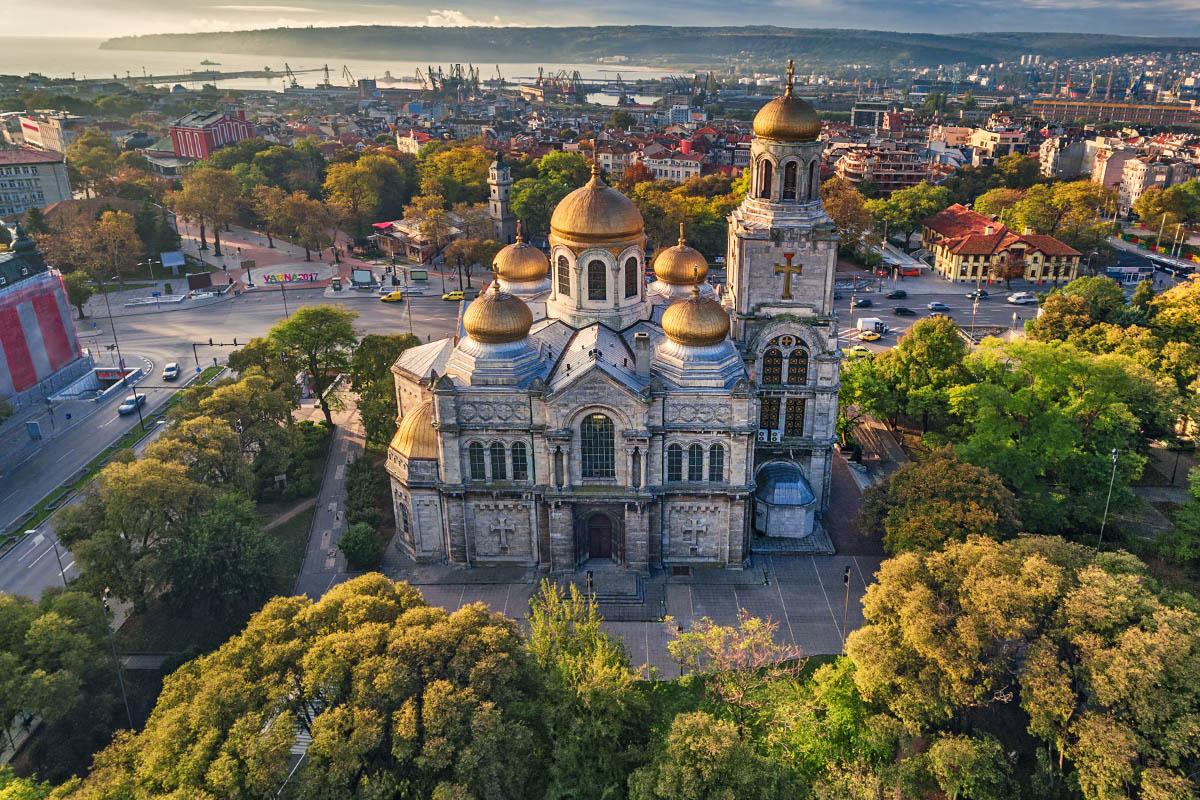 bulgaria valuutta