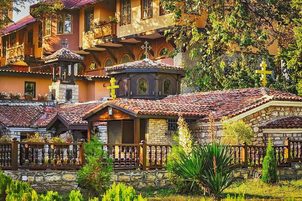 Bulgaria Varna luostari