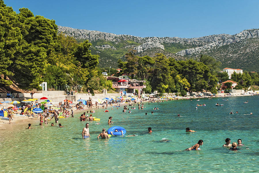 Kroatia sää