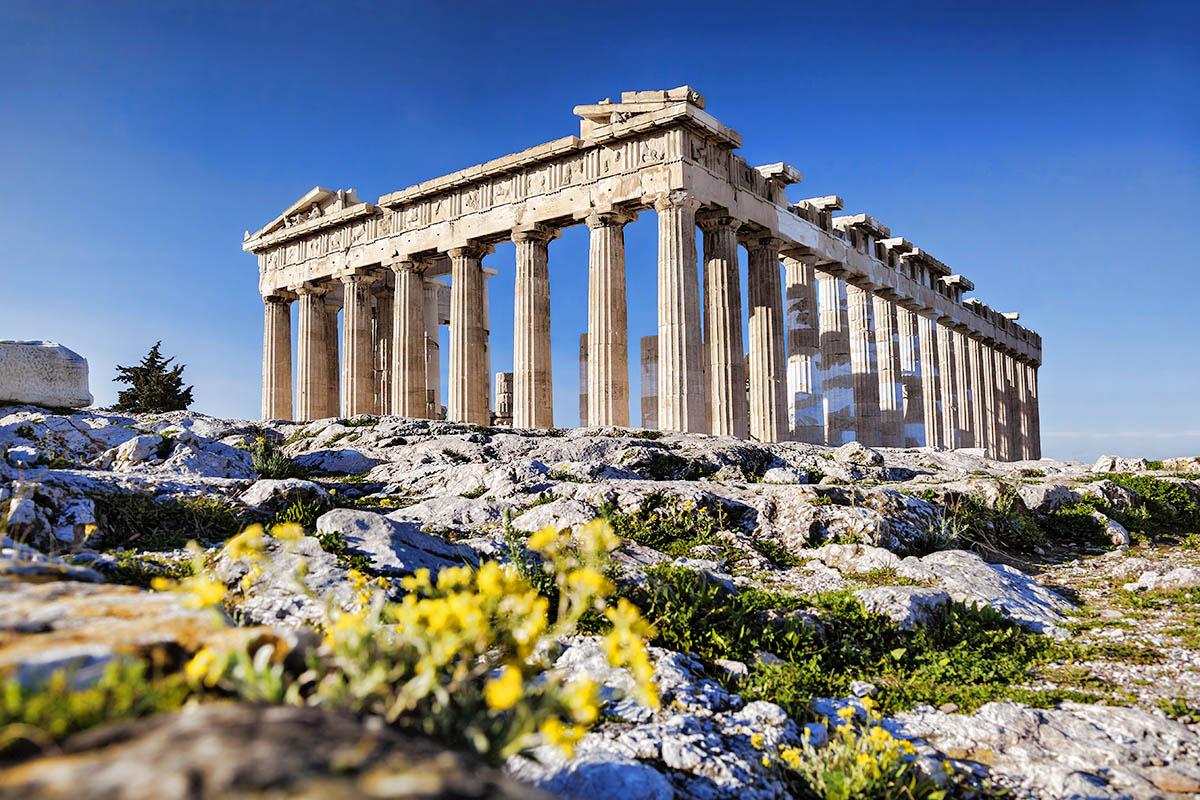 Ateena Akropoli Parthenon