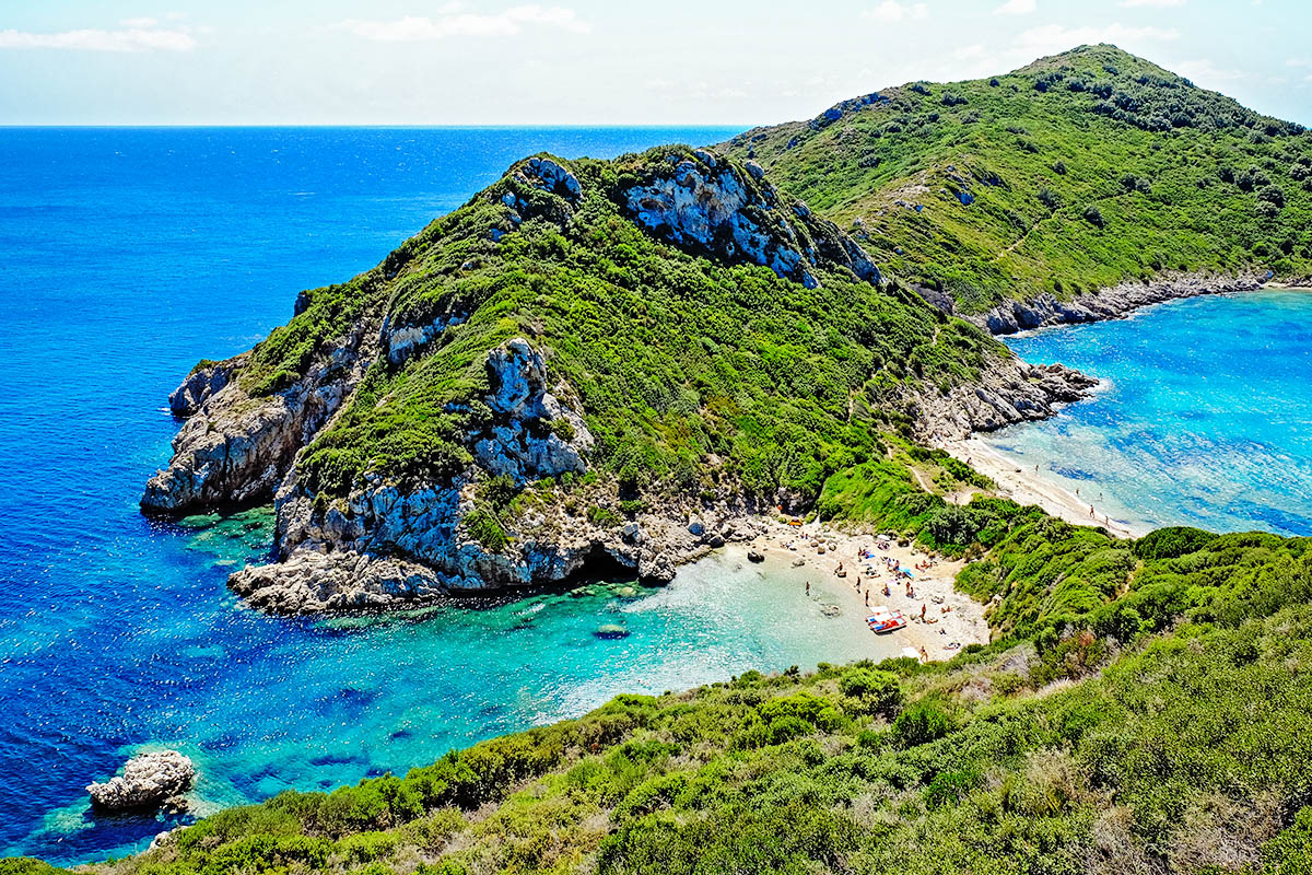Korfu-matkaopas - Kerran elämässä