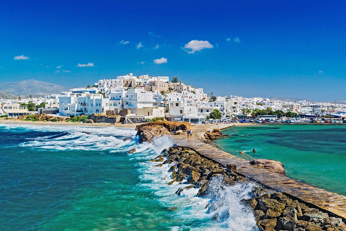 Saarihyppely Kreikassa Kerran Elamassa