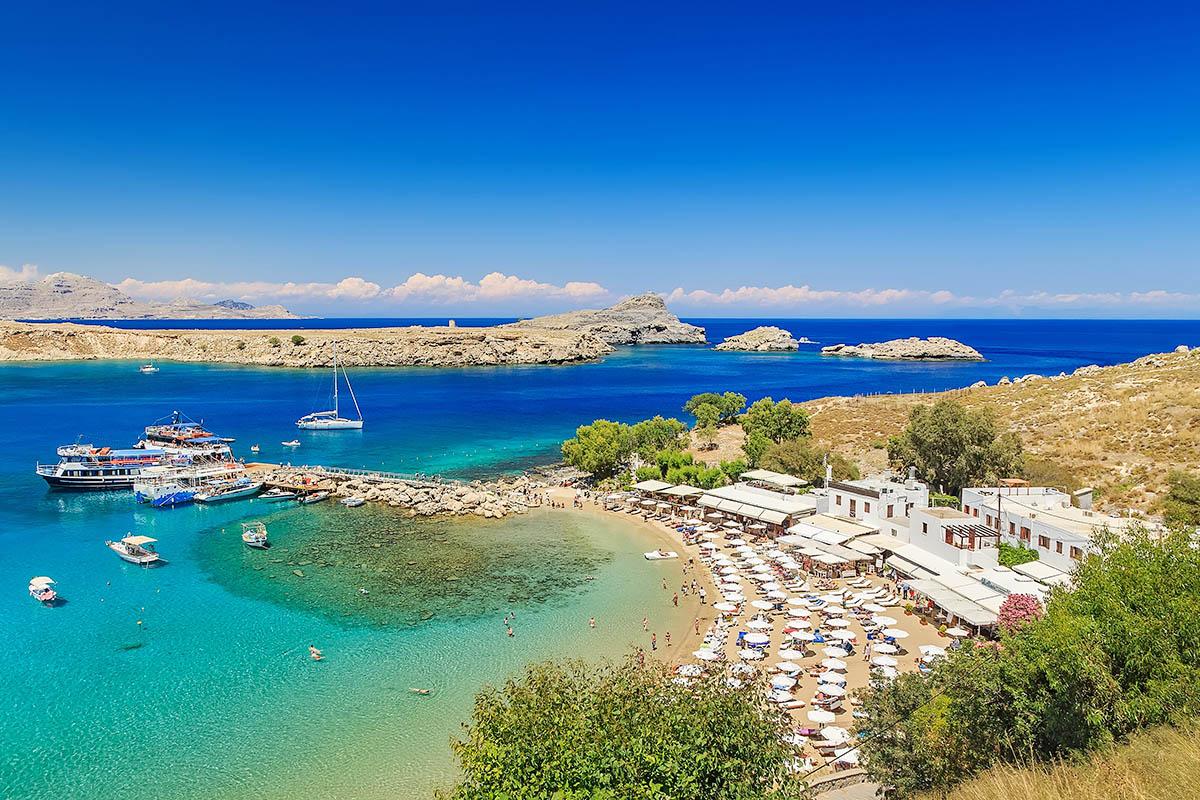 Rodos - Kreikan-matkailu – Kerran elämässä
