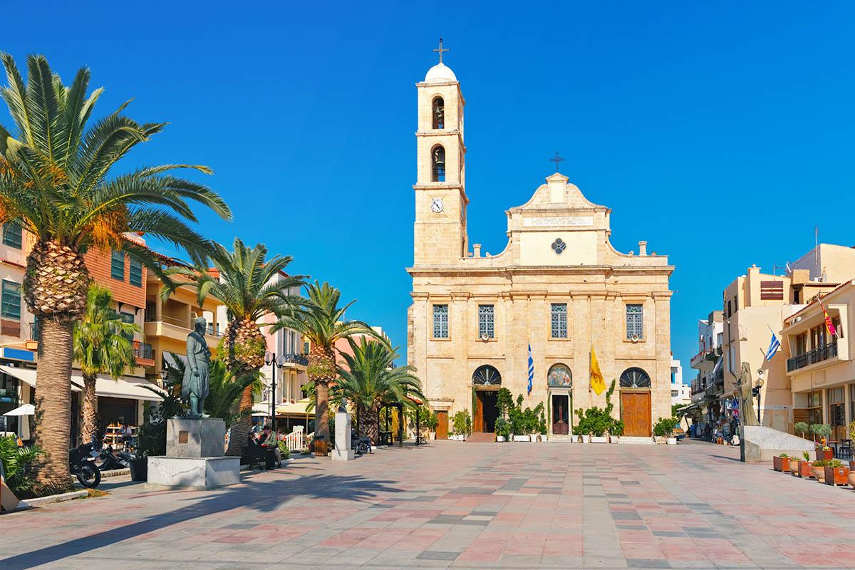 Kreeta Hania katedraali