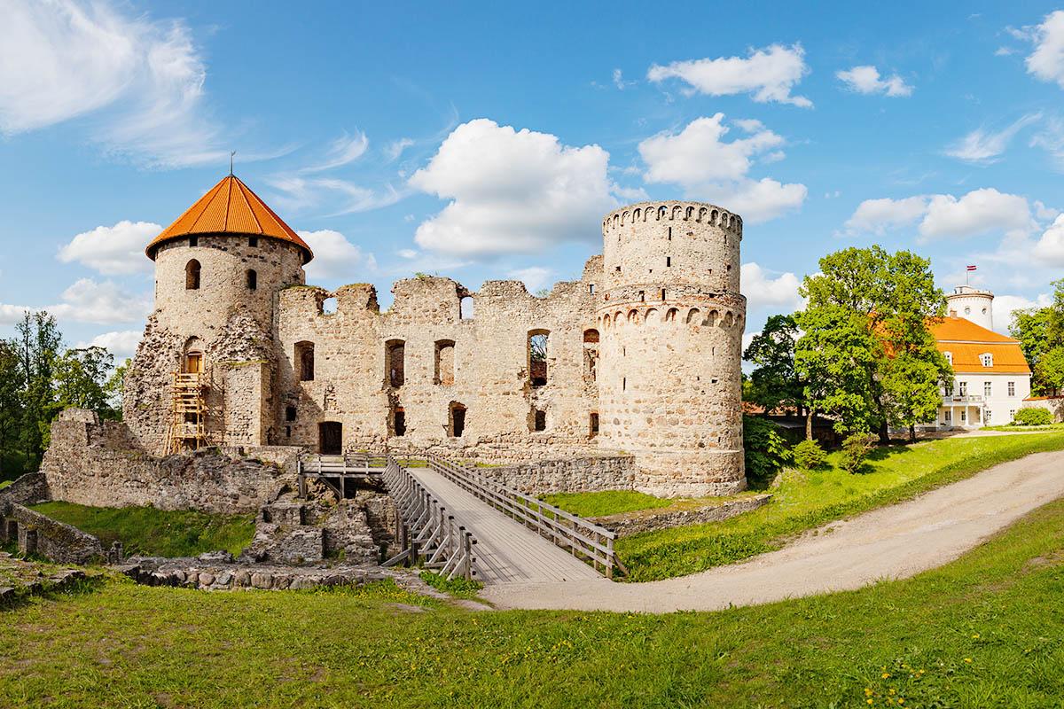 Latvia Nähtävyydet