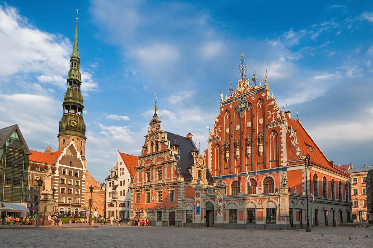 Latvian Parhaat Matkakohteet Kerran Elamassa