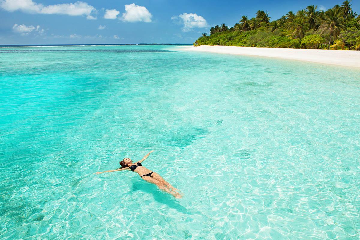 Malediivit bikinit