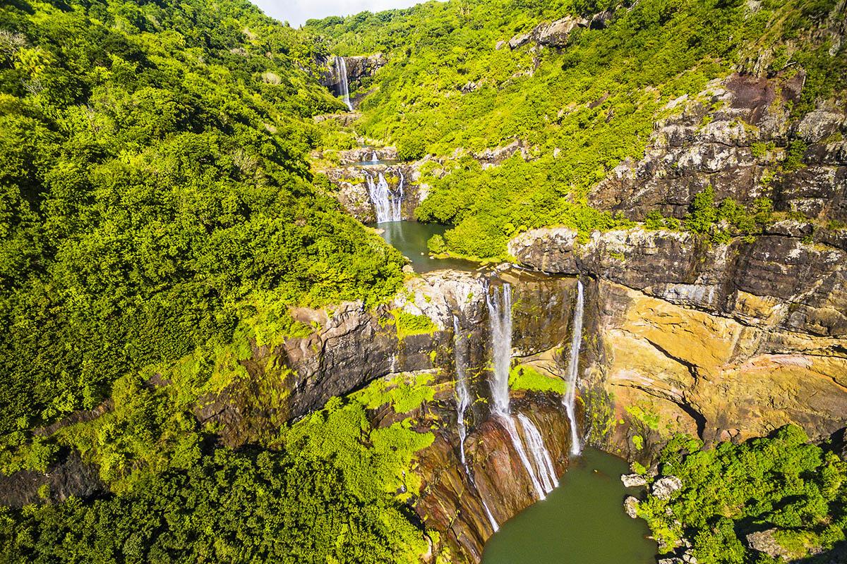 Mauritius Taivaallisen Kaunis Paratiisisaari Kerran Elamassa