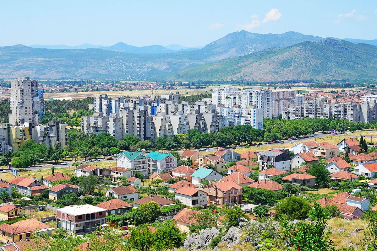 Montenegro Podgorica