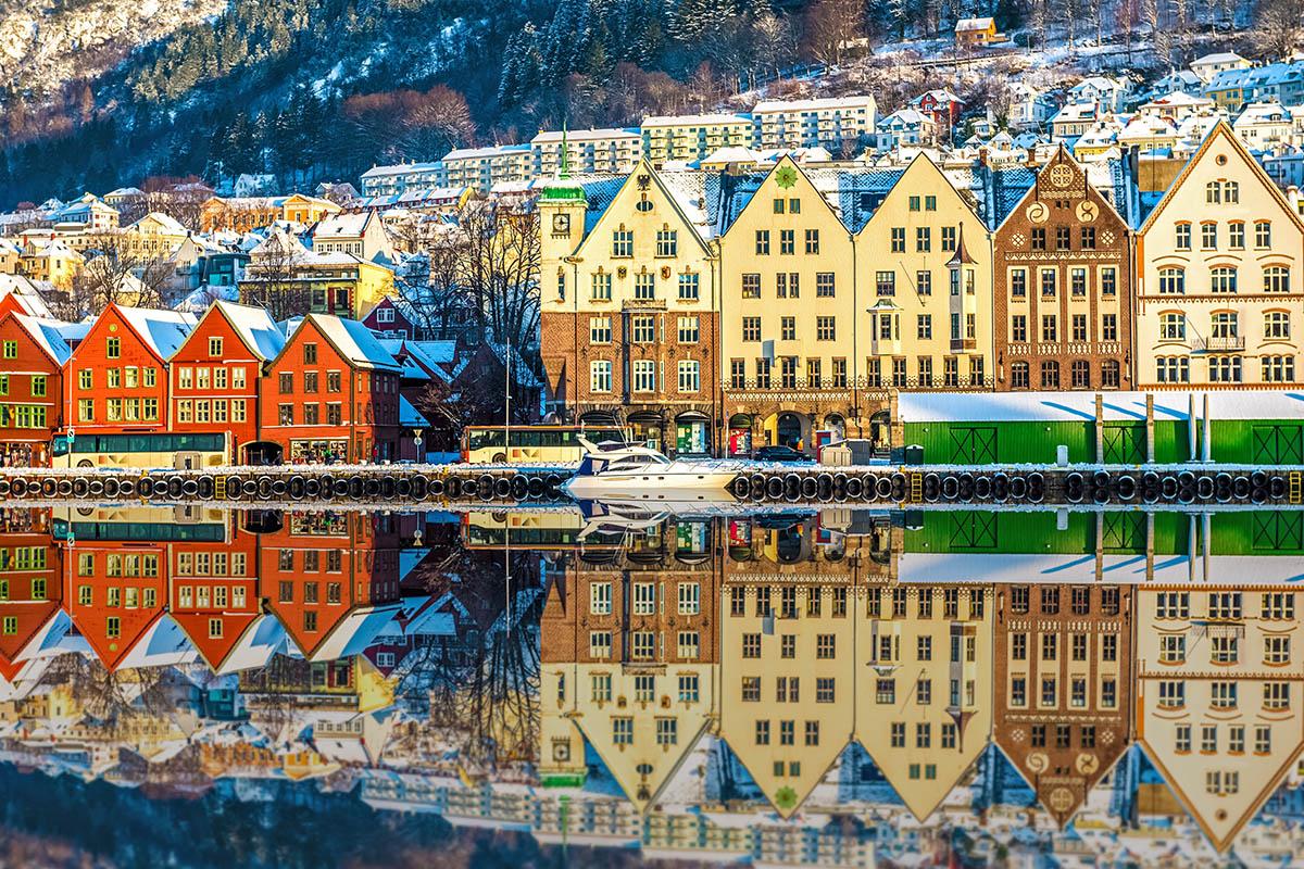 Norja Bergen