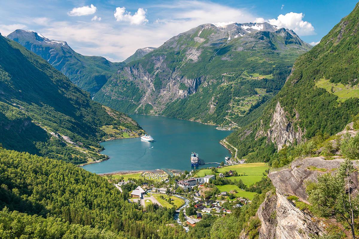 Norjan Parhaat Matkakohteet Kerran Elamassa