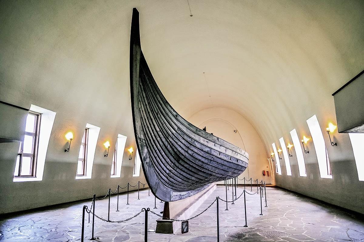 Norja oslo viikinkimuseo
