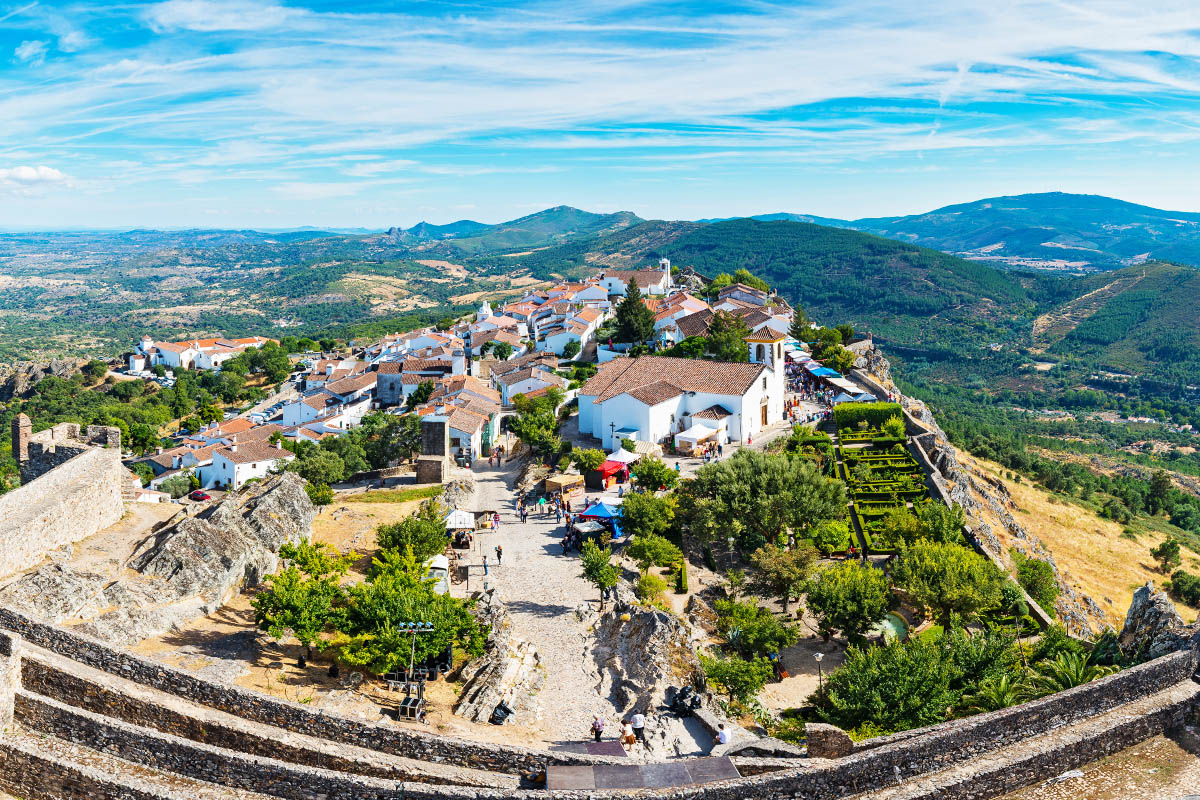 Portugali Alentejo Marvao