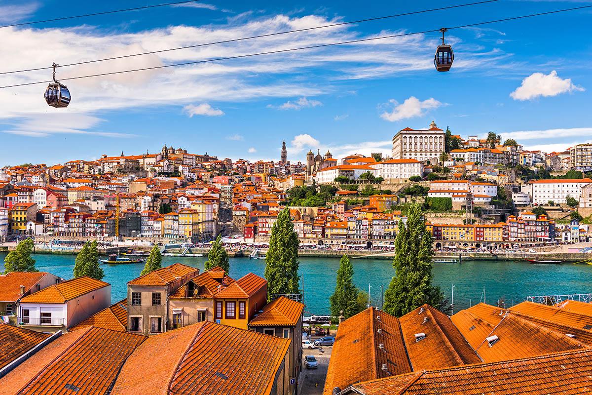 Porto Tallainen On Portugalin Paras Kaupunki Kerran Elamassa