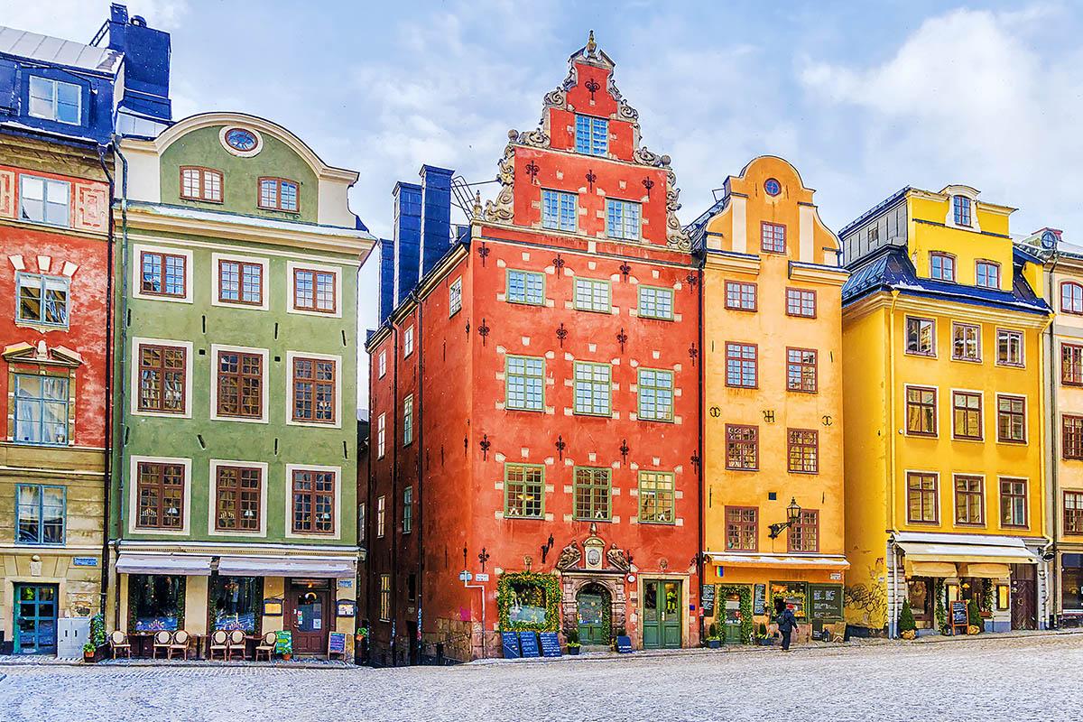 Ruotsin Parhaat Matkakohteet Kerran Elamassa