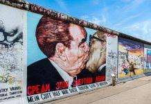 Berliinin muuri East Side Gallery