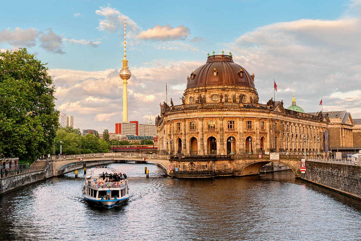 Berliinin museot Museosaari
