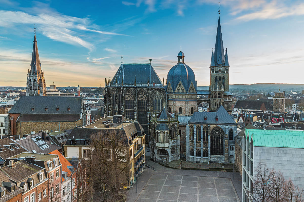 Aachen Saksa