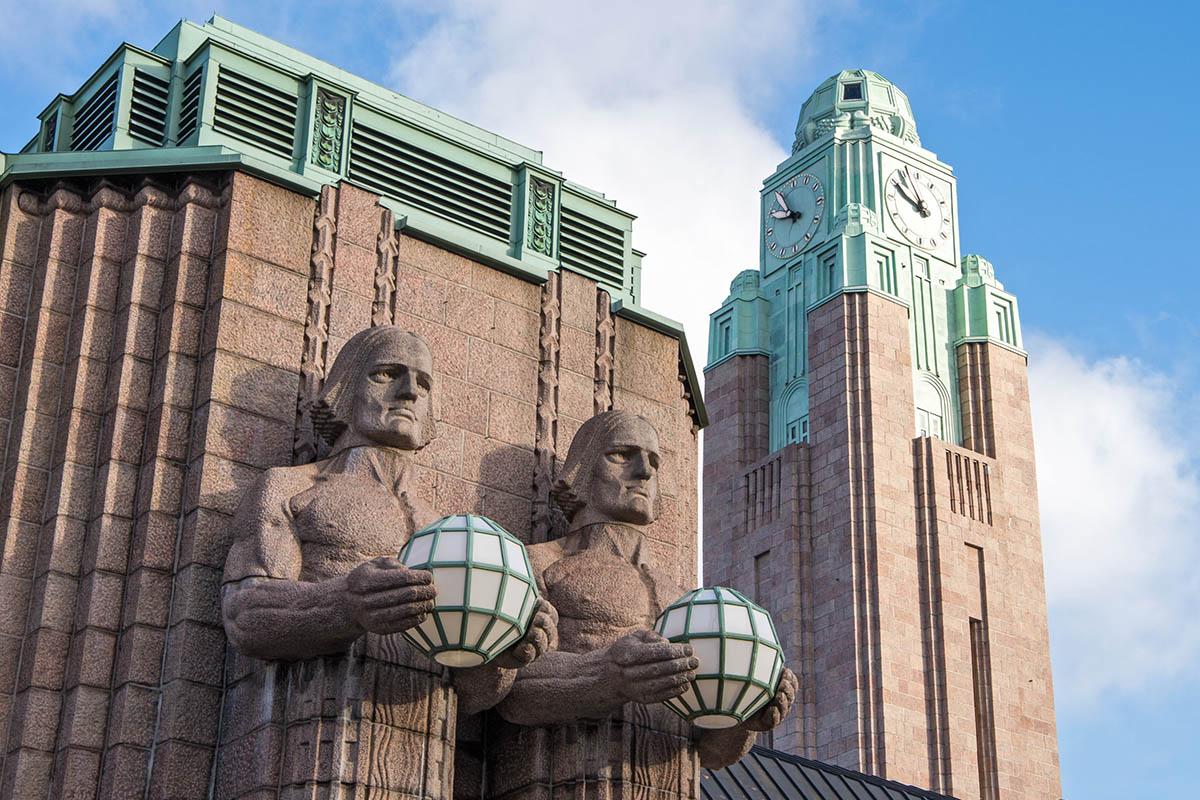 Helsingin Nähtävyydet