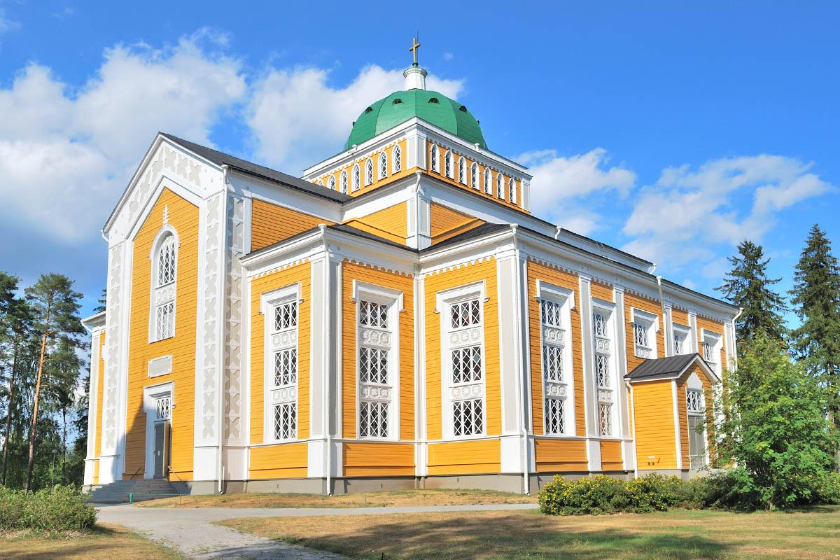 Kerimäki kirkko