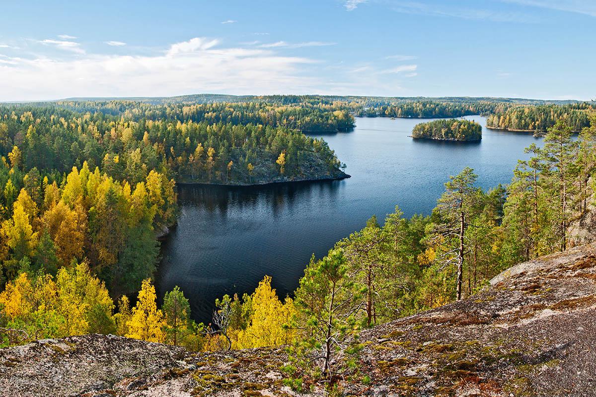 Matkakohteet Suomi