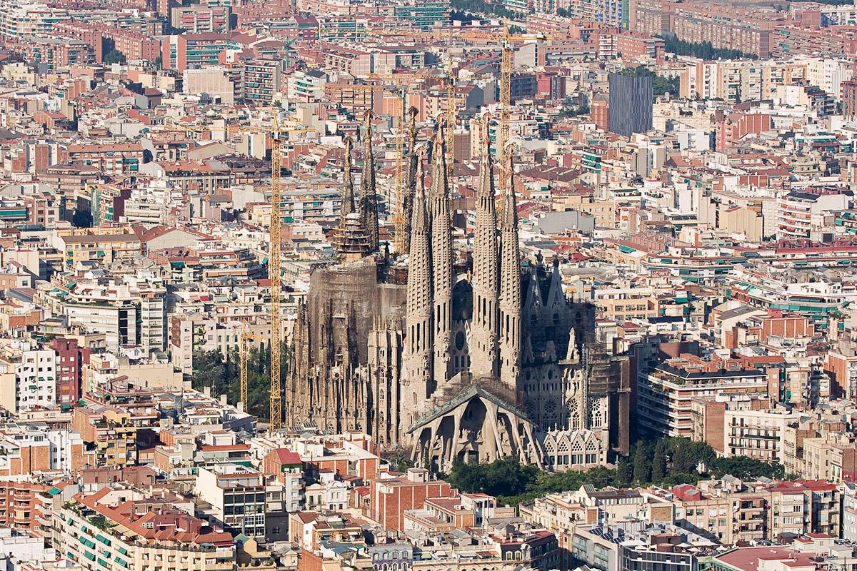 Espanjan Matkakohteet