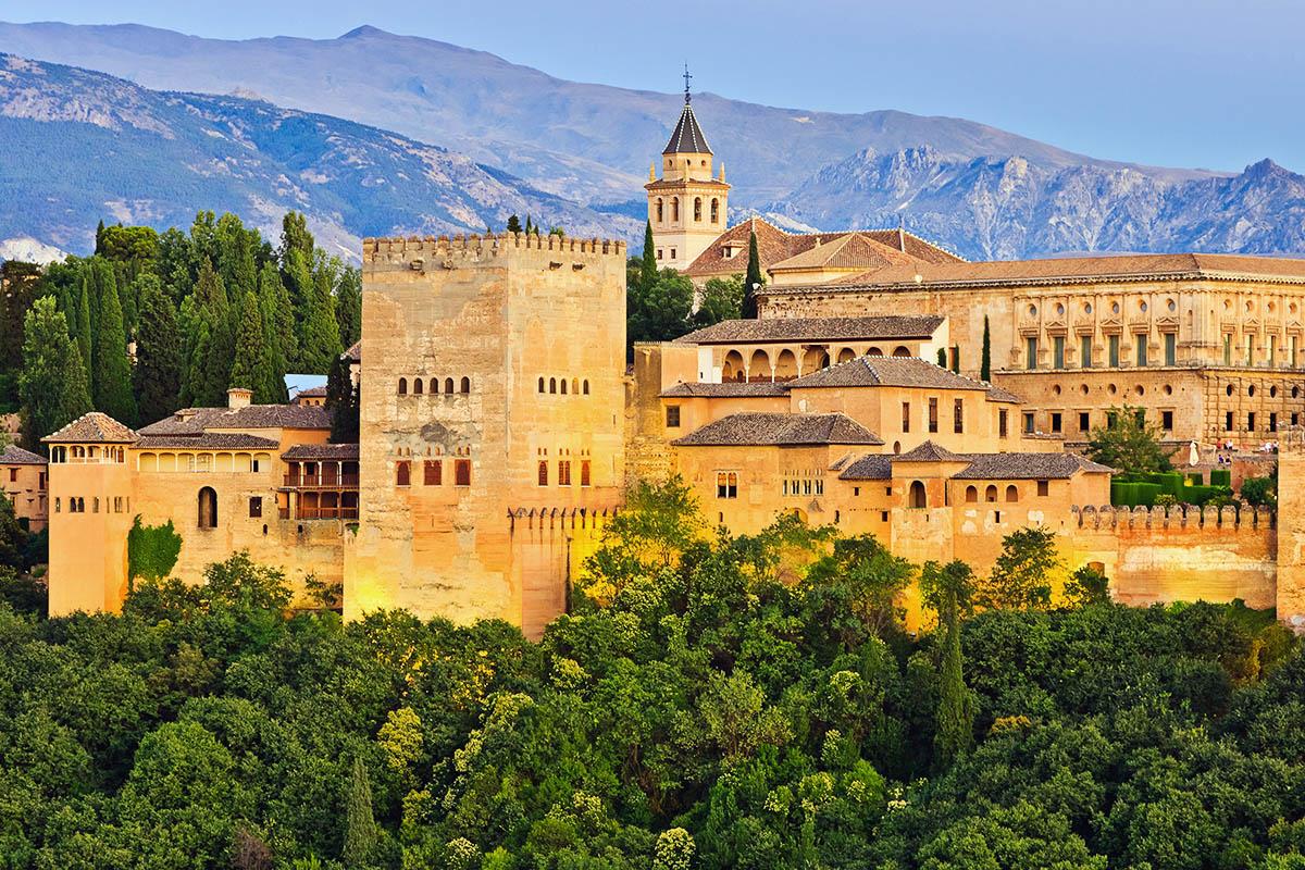 Espanja nähtävyydet