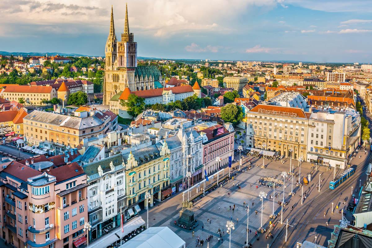 Kroatia Zagreb