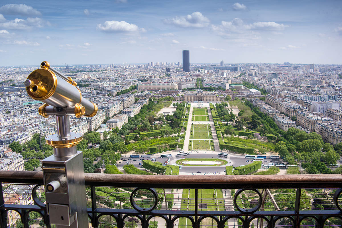 Pariisin Nahtavyydet Koe Ainakin Nama Ihmeet Kerran Elamassa