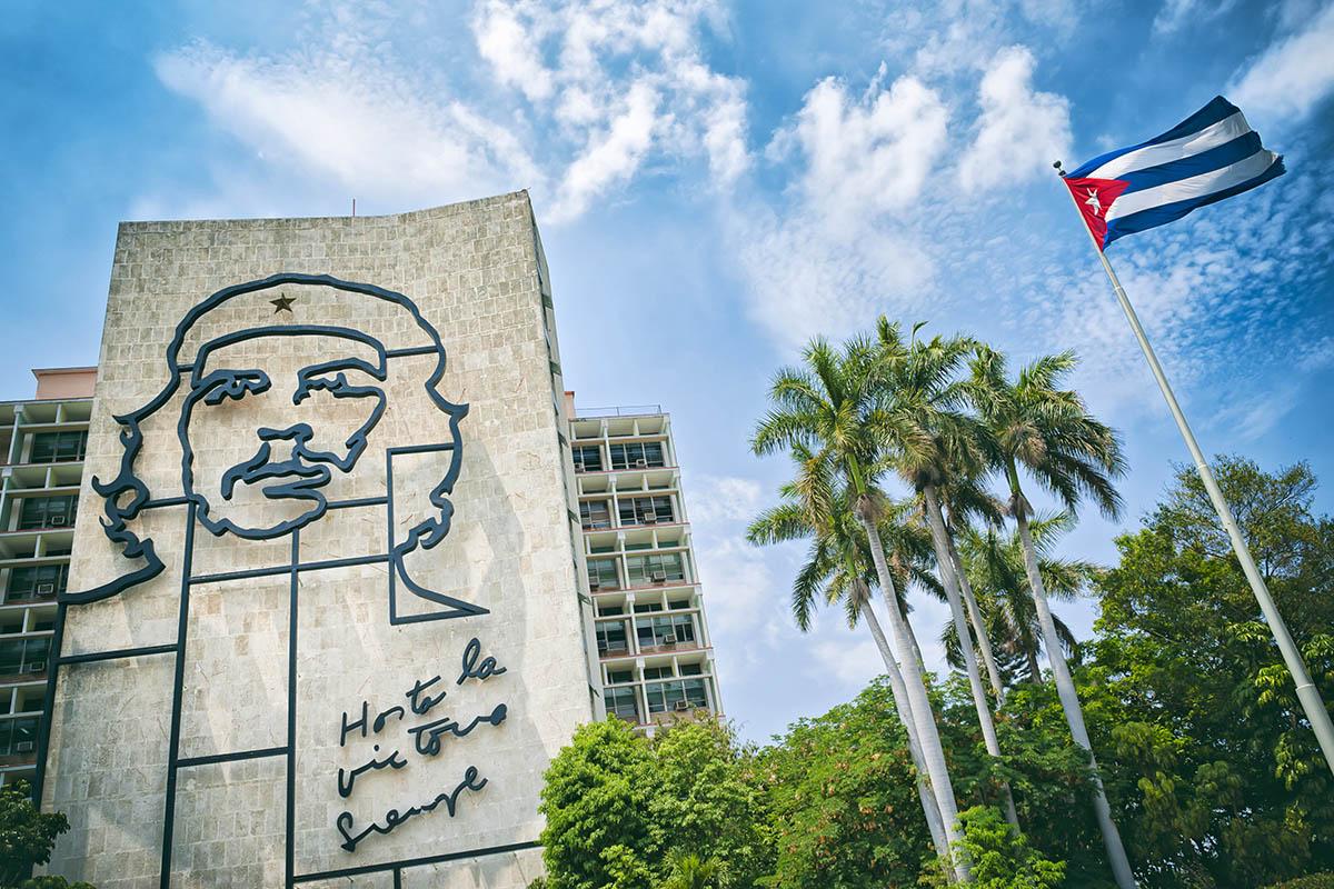 Havanna vallankumouksen aukio