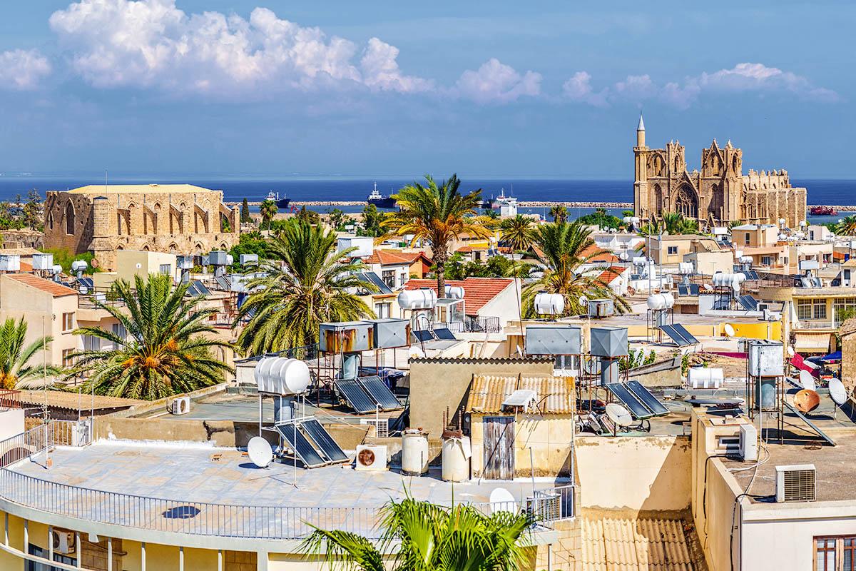 Kypros Famagusta