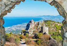 Kypros Hilarion linna