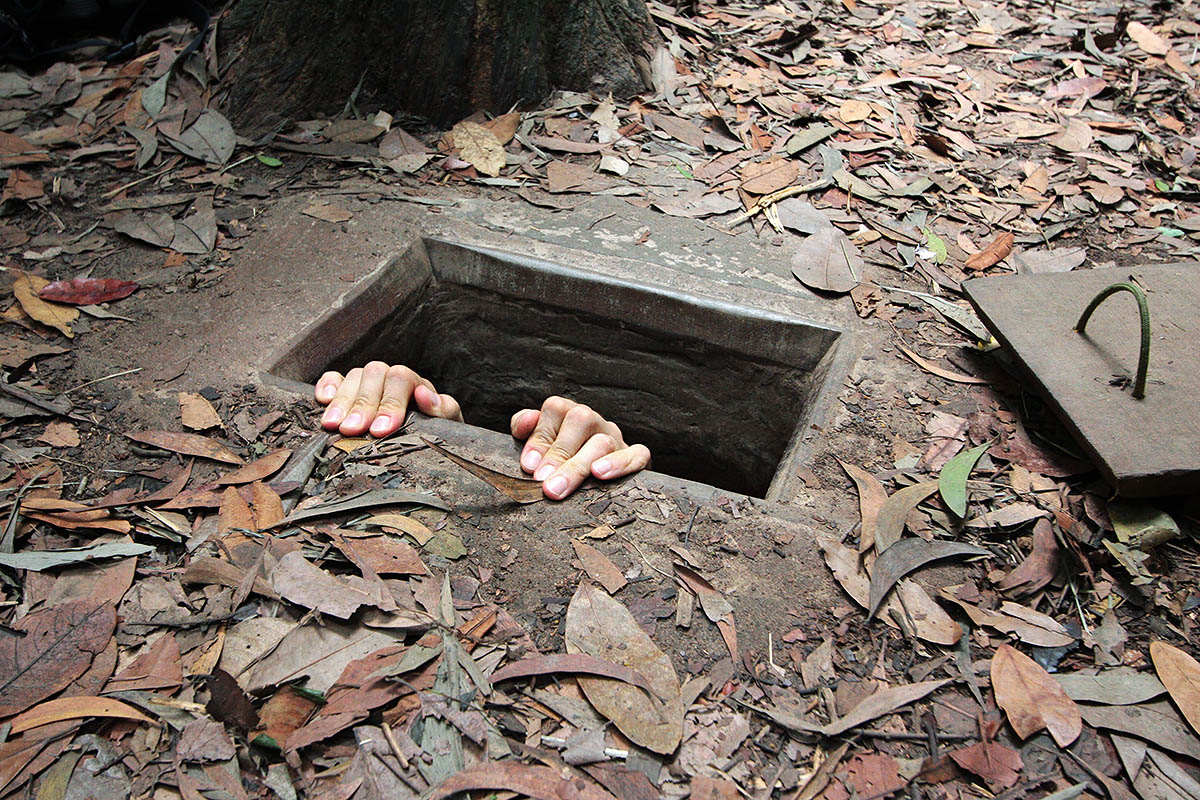 vietcong tunneli chu chi
